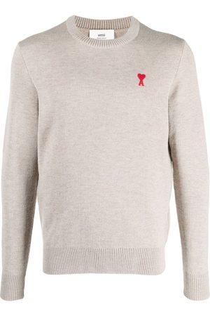 Ami Hombre Jerséis y suéteres - Jersey Ami De Coeur con cuello redondo