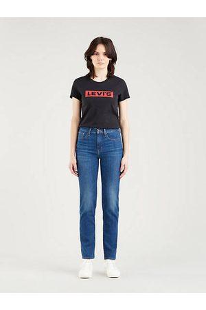 Levi's 724™ High Rise Straight Jeans Indigo medio / Nonstop