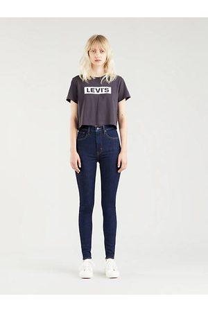 Levi's Mile High Super Skinny Jeans Indigo oscuro / Top Shelf