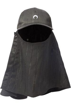 Marine Serre Sombrero de muaré