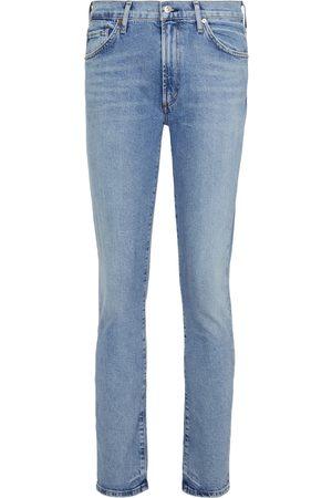 Citizens of Humanity Jeans ajustados de tiro medio