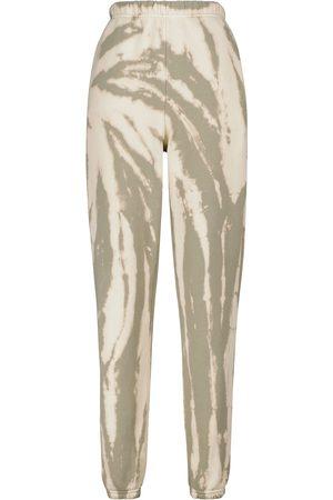 Les Tien Pantalones de chándal de algodón