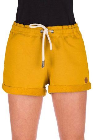 Kazane Mujer Shorts o piratas - Oda Shorts marrón