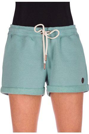 Kazane Mujer Shorts o piratas - Oda Shorts azul