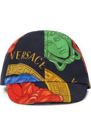 VERSACE Niño Gorras - Gorra de béisbol Medusa de algodón