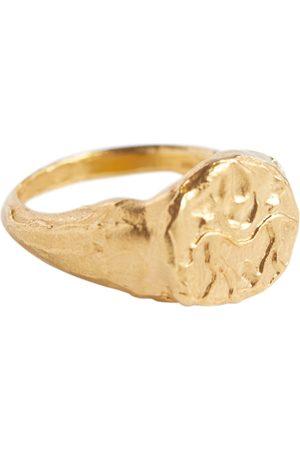 Alighieri Mujer Anillos - Anillo Gemini con baño en oro 24 ct