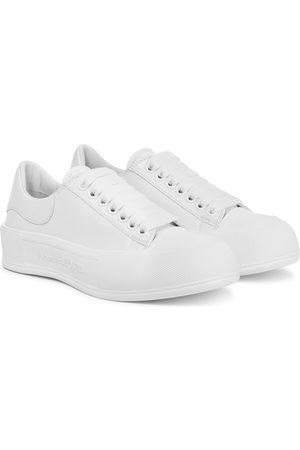 Alexander McQueen Mujer Zapatillas deportivas - Zapatillas de piel