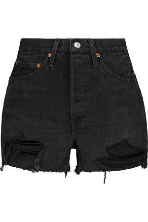 RE/DONE Shorts 50s Cutoff de jeans