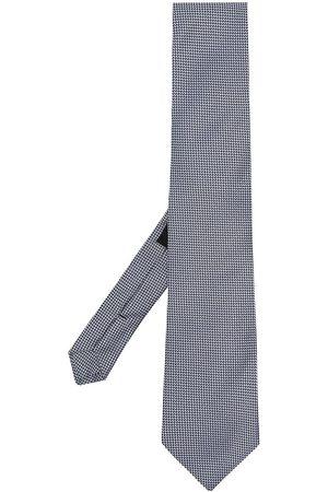 Etro Corbata con estampado geométrico