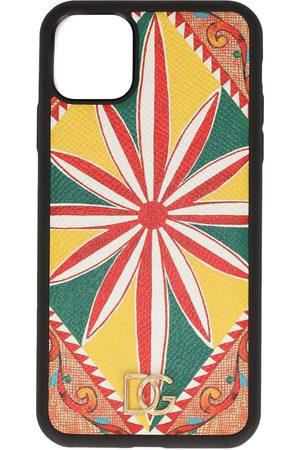 Dolce & Gabbana Funda para iPhone 11 con motivo gráfico
