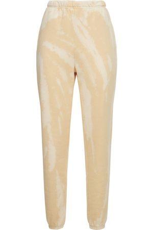 Les Tien   Mujer Pantalones Deportivos De Algodón Xs