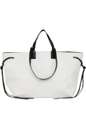 Isabel Marant | Mujer Wydra Logo Embossed Tote Bag Unique