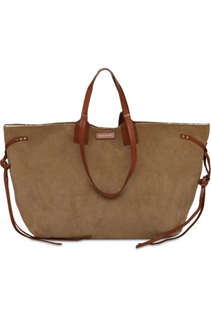 Isabel Marant | Mujer Wydra Leather Tote Bag Unique