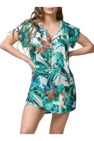Luna Vestido Robe courte de plage Lily Splendida para mujer