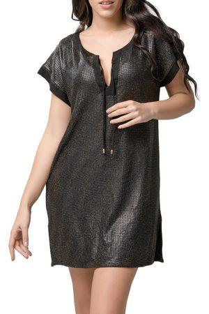 Luna Vestido Robe courte de plage Star Splendida para mujer
