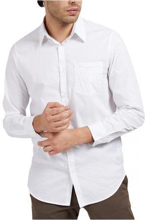Guess Camisa manga larga Camisas M1RH20 WDRG1 - Hombres para hombre