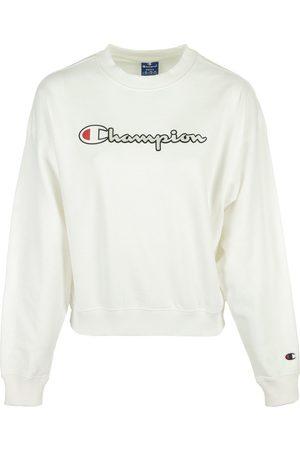 Champion Jersey Crewneck Sweatshirt para mujer