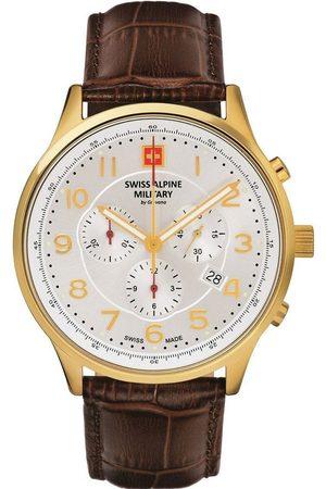 Swiss Alpine Military Reloj analógico Swiss Military 7084.9512, Quartz, 43mm, 10ATM para hombre