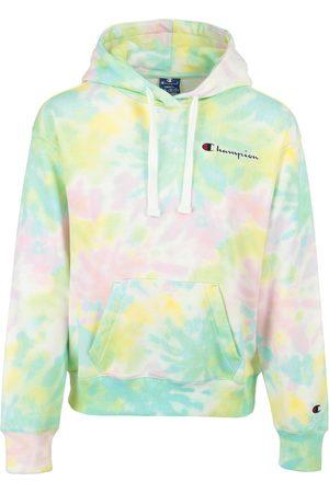Champion Jersey Hooded Sweatshirt Wn's para mujer