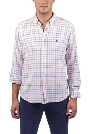 El Pulpo Camisa manga larga CAMISA SARGA CUADROS para hombre