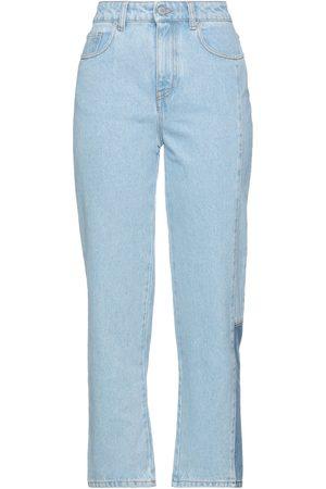 McQ Alexander McQueen Mujer Cintura alta - Pantalones vaqueros