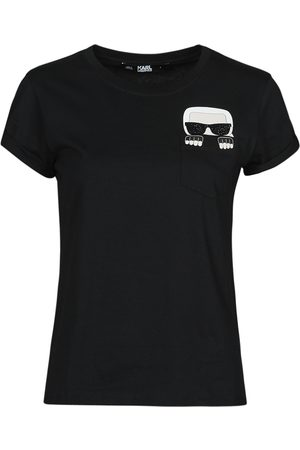 Karl Lagerfeld Camiseta IKONIKKARLPOCKETT-SHIRT para mujer