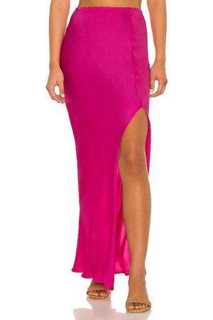 Indah Falda maxi mist en color talla L en - Pink. Talla L (también en XS, S, M).