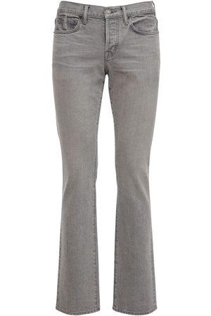 Tom Ford Hombre Slim -   Hombre Jeans Comfort Slim Fit De Denim 33