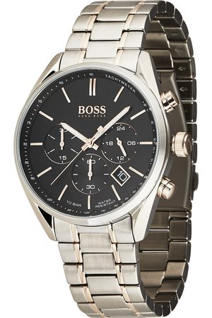 HUGO BOSS Reloj analógico 'CHAMPION' oro / plata /