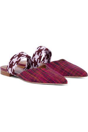 MALONE SOULIERS Mujer Chanclas - Slippers Maisie de piel