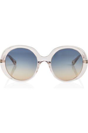 Chloé Mujer Gafas de sol - Gafas de sol de acetato redondas