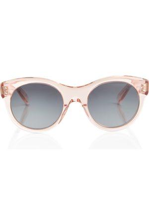 Céline Mujer Gafas de sol - Gafas de sol de acetato redondas