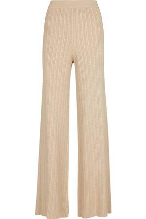 JONATHAN SIMKHAI Pantalones Colbie acanalados