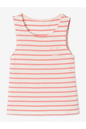 Vertbaudet Lote de 3 camisetas sin mangas claro bicolor/