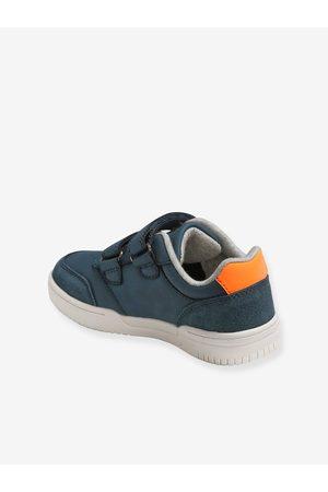Vertbaudet Zapatillas con tiras autoadherentes, para niño medio liso