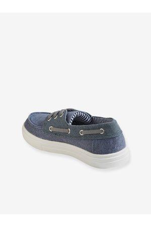 Vertbaudet Zapatos náuticos niño medio liso