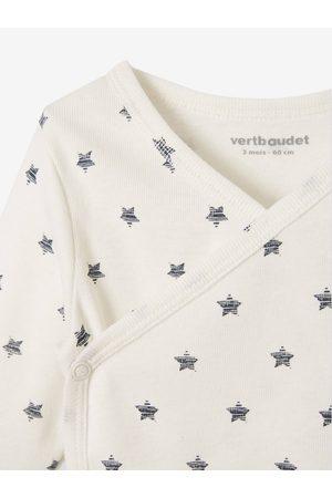 Vertbaudet Conjunto para recién nacido personalizable con 6 prendas y bolso oscuro liso
