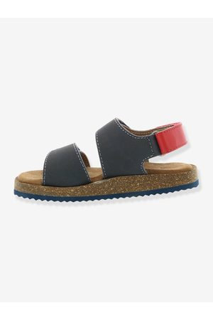 Kickers Sandalias de piel First ® oscuro liso