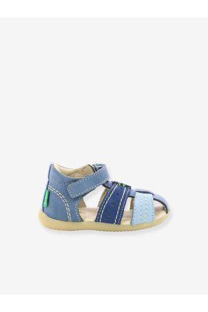 Kickers Sandalias de piel para bebé Bigbazar 2 ® medio liso