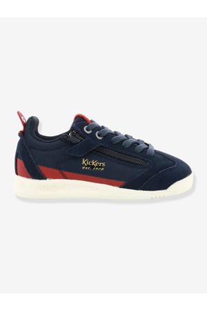 Kickers Zapatillas Sneakers Kick 18 CDT Zip ® oscuro liso con motivos