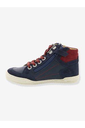 Kickers Zapatillas Sneakers Jake ® oscuro liso con motivos