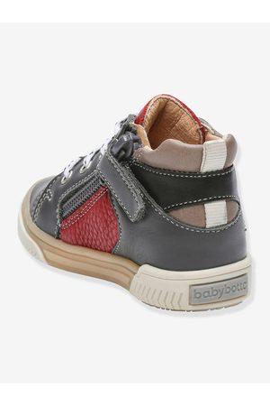Babybotte Botines sneakers de piel para bebé Atchoum ® medio liso