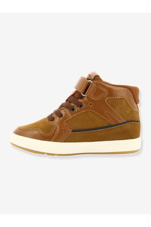 Kickers Zapatillas Sneakers Gready Mid ® marron medio liso