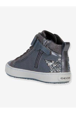 Geox Zapatillas Mid Kalispera Girl M ® oscuro liso con motivos