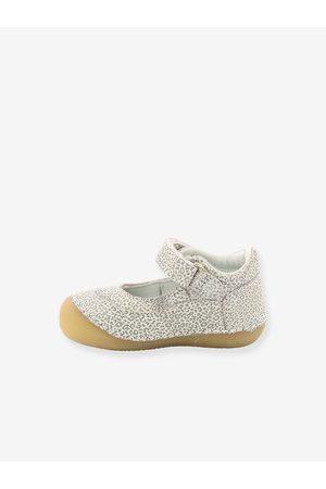 Kickers Sandalias de piel para bebé Sorbaby ® Primeros Pasos claro liso