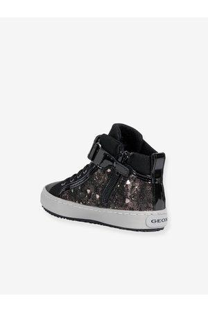 Geox Zapatillas Mid Kalispera Girl ® oscuro liso con motivos