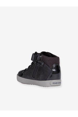 Geox Zapatillas para bebé Kilwi Girl B ® oscuro liso