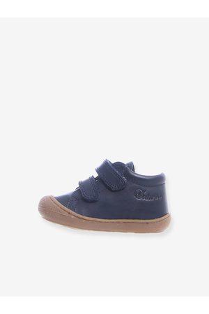Naturino Botines para bebé Cocoon Velcro ® Primeros Pasos oscuro liso