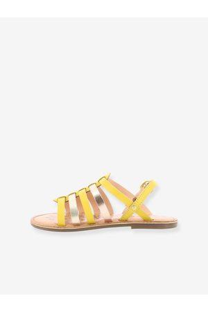 Kickers Sandalias de piel Dixon ® medio liso