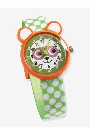Djeco Reloj medio liso con motivos